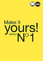 Make it yours! No 1